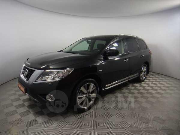 Nissan Pathfinder, 2016 год, 1 600 000 руб.