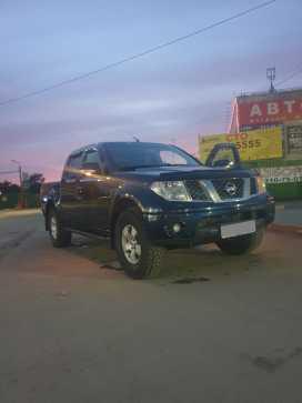 Новосибирск Navara 2008