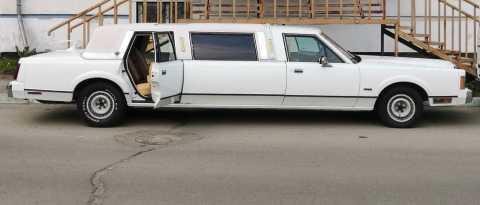 Иркутск Town Car 1988