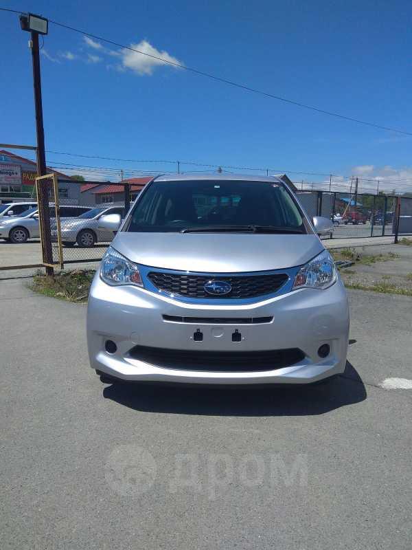 Subaru Trezia, 2016 год, 610 000 руб.