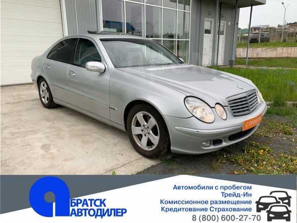 Mercedes-Benz E-Class, 2002 год, 385 000 руб.