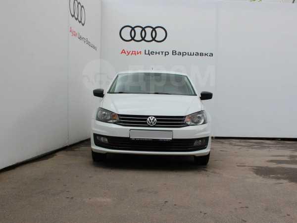 Volkswagen Polo, 2016 год, 529 000 руб.