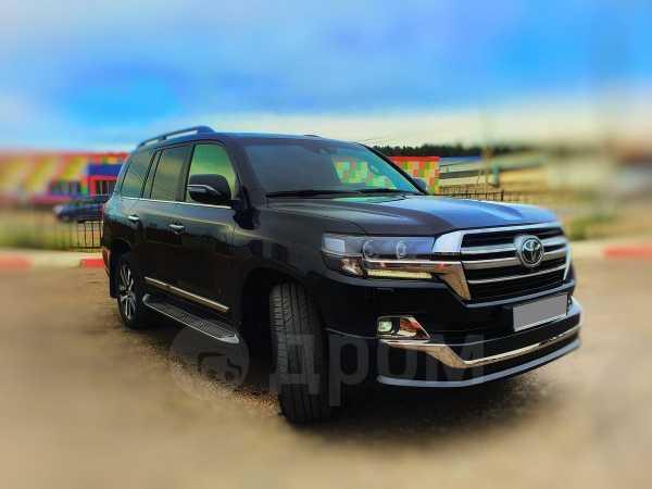 Toyota Land Cruiser, 2019 год, 5 630 000 руб.