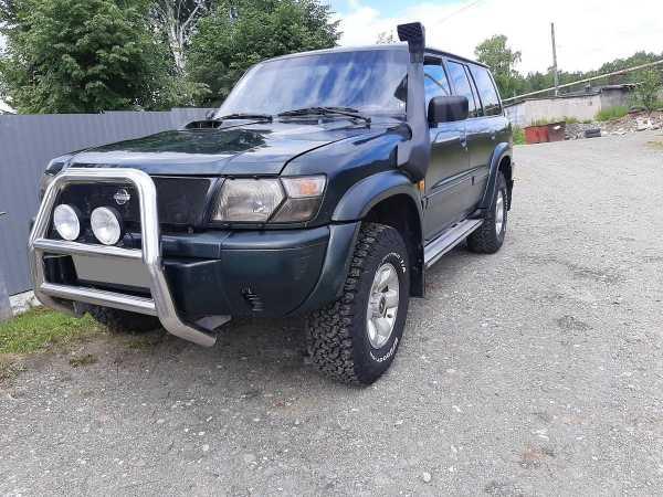 Nissan Patrol, 1999 год, 570 000 руб.