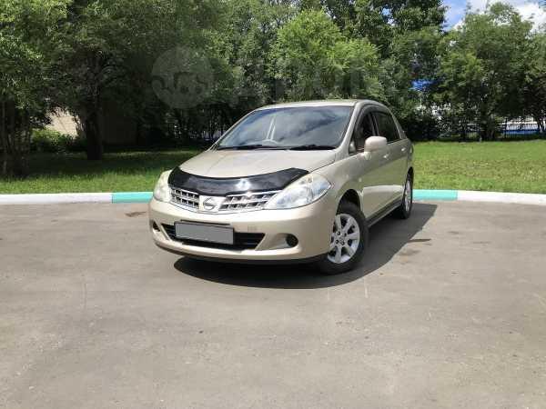 Nissan Tiida Latio, 2010 год, 425 000 руб.