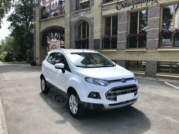 Ford EcoSport, 2015 год, 730 000 руб.