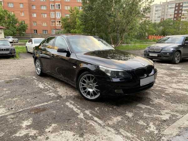 BMW 5-Series, 2006 год, 590 000 руб.