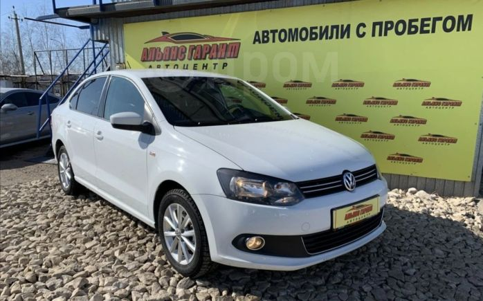 Volkswagen Polo, 2015 год, 529 000 руб.