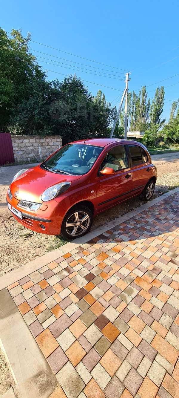 Nissan Micra, 2007 год, 390 000 руб.