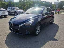Владивосток Mazda Demio 2015