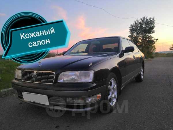 Nissan Gloria, 1998 год, 290 000 руб.