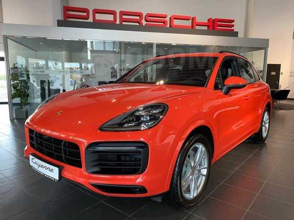 Porsche Cayenne, 2020 год, 7 467 127 руб.