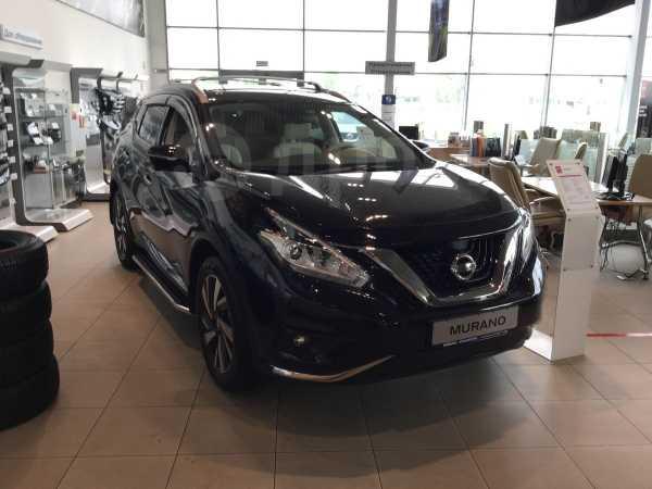 Nissan Murano, 2020 год, 3 465 000 руб.
