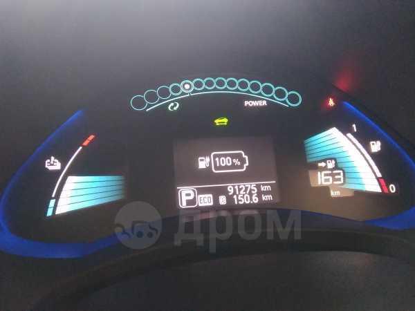 Nissan Leaf, 2015 год, 730 000 руб.