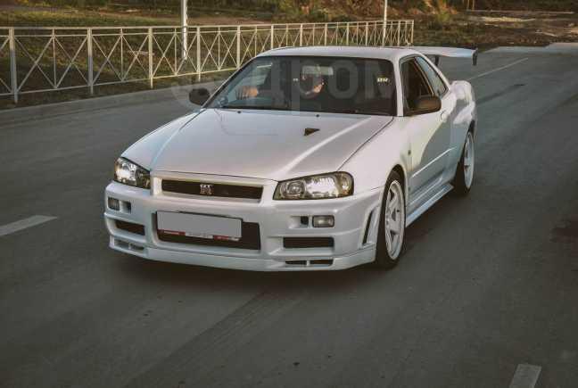 Nissan Skyline, 1999 год, 1 500 000 руб.
