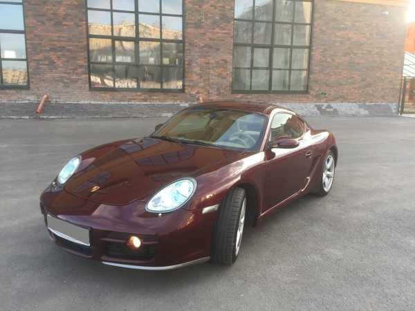Porsche Cayman, 2006 год, 1 300 000 руб.