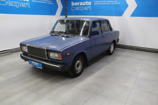 Лада 2107, 2007 год, 59 600 руб.