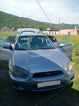 Шебалино Impreza 2002