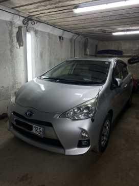 Владивосток Toyota Aqua 2012