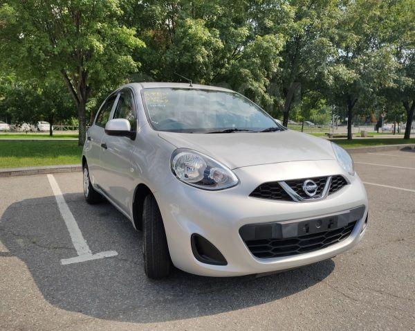 Nissan March, 2016 год, 420 000 руб.