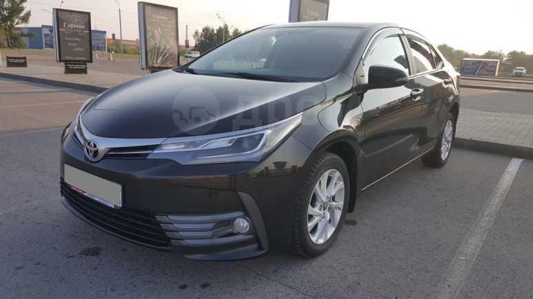 Toyota Corolla, 2017 год, 1 090 000 руб.