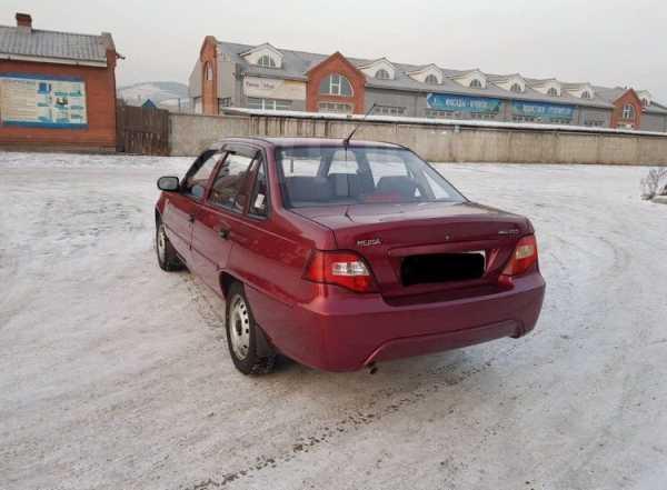Daewoo Nexia, 2012 год, 225 000 руб.