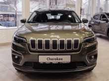 Москва Cherokee 2018