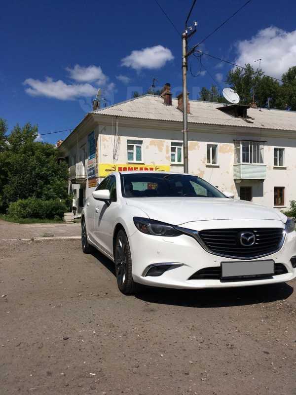 Mazda Mazda6, 2015 год, 1 199 000 руб.