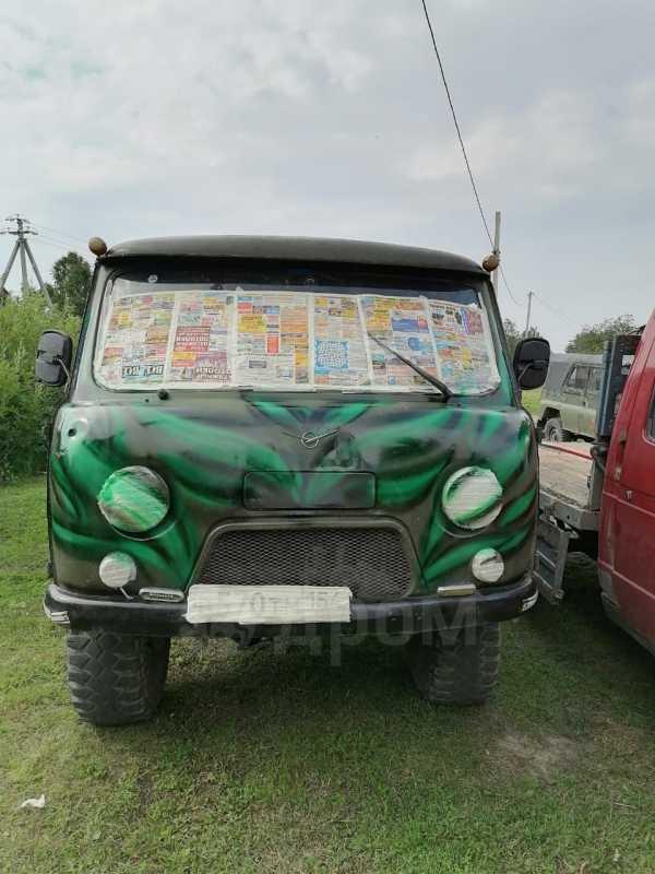 УАЗ Буханка, 1992 год, 140 000 руб.