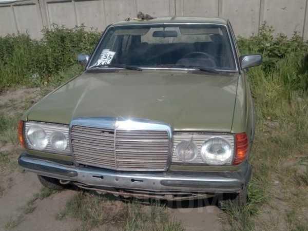 Mercedes-Benz Mercedes, 1981 год, 40 000 руб.