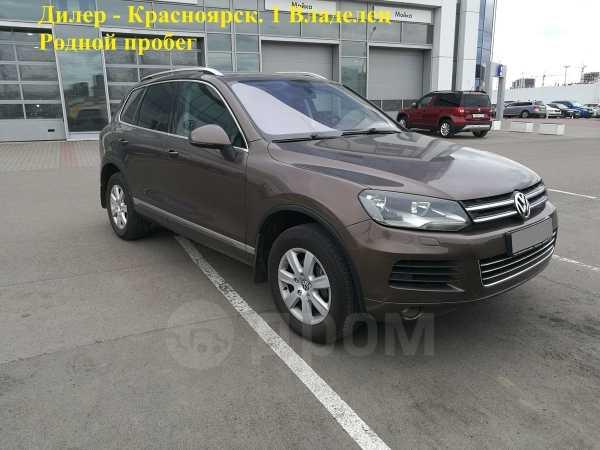 Volkswagen Touareg, 2012 год, 1 100 000 руб.