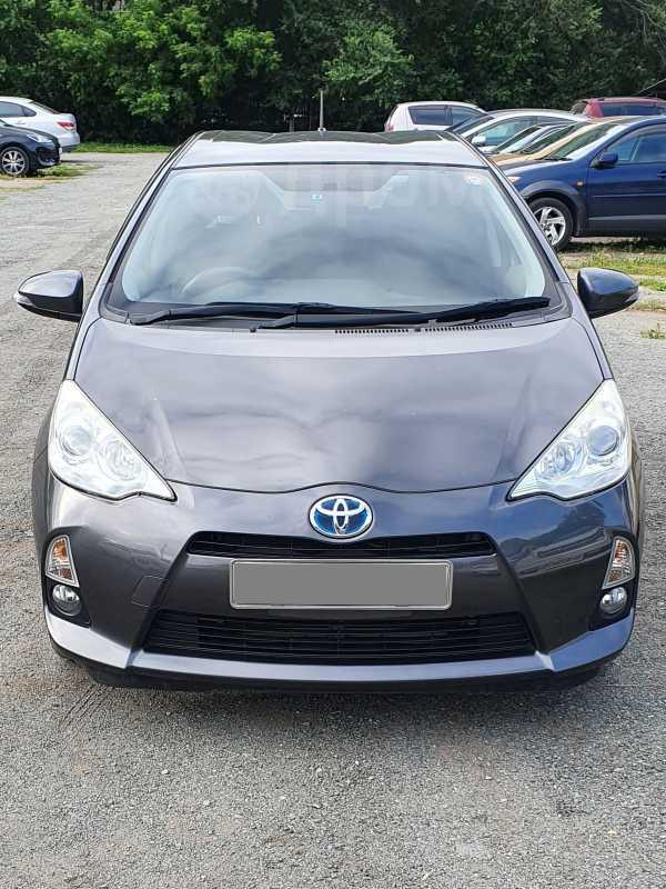 Toyota Aqua, 2013 год, 525 000 руб.