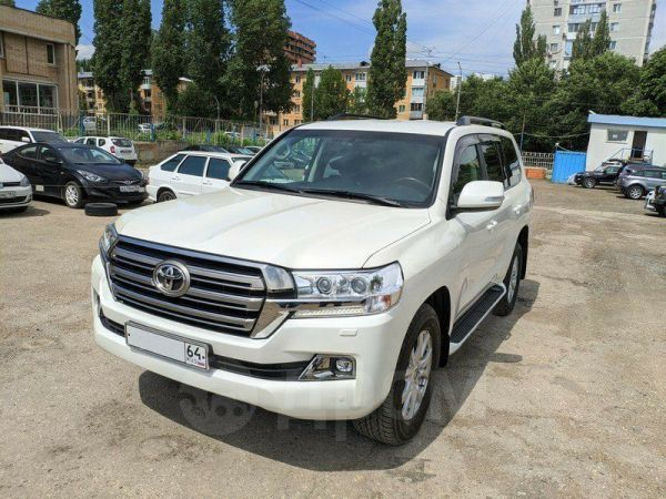 Toyota Land Cruiser, 2018 год, 4 020 000 руб.