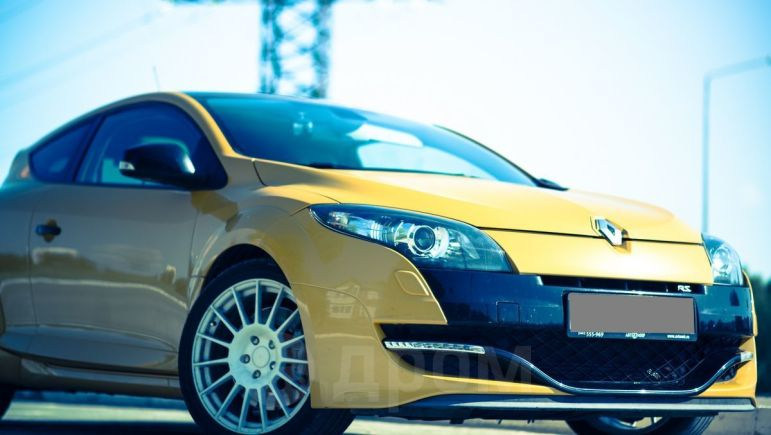 Renault Megane, 2012 год, 845 000 руб.