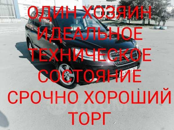 Hyundai Santa Fe, 2006 год, 780 000 руб.