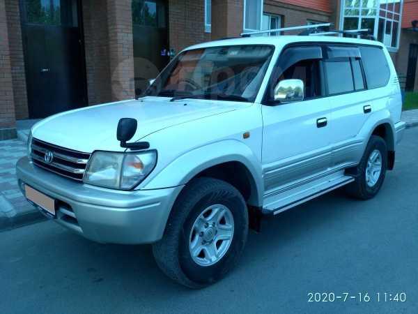 Toyota Land Cruiser Prado, 1999 год, 768 000 руб.