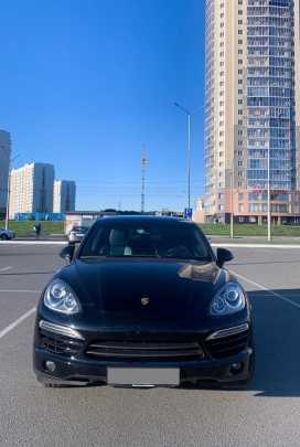 Новокузнецк Cayenne 2013