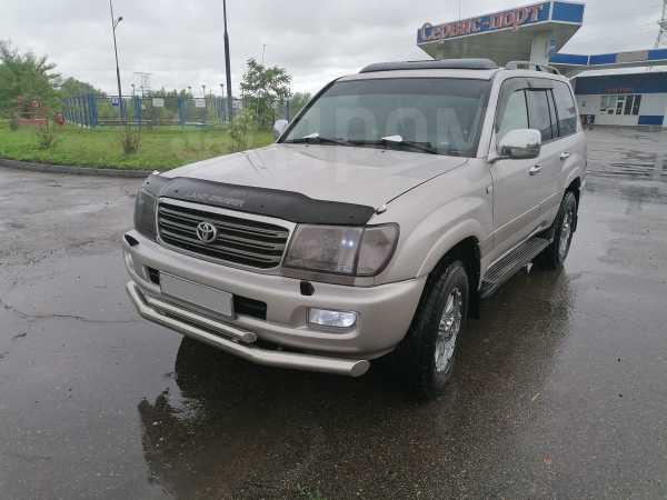 Toyota Land Cruiser, 2004 год, 1 350 000 руб.