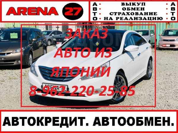 Hyundai Sonata, 2010 год, 728 000 руб.