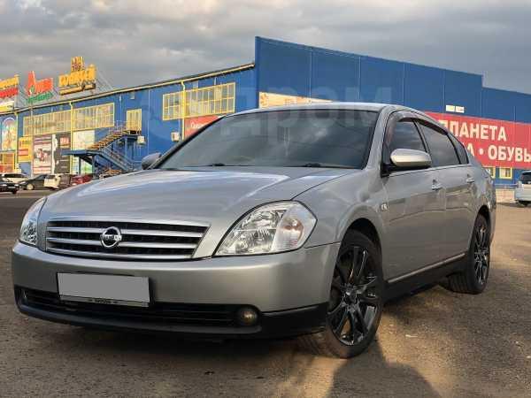 Nissan Teana, 2004 год, 429 000 руб.