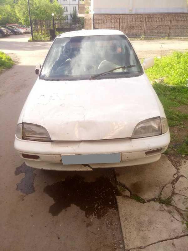 Suzuki Cultus, 1990 год, 25 000 руб.