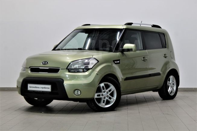 Kia Soul, 2011 год, 469 500 руб.