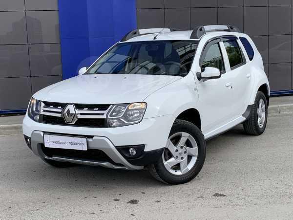 Renault Duster, 2017 год, 709 000 руб.