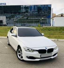 Иркутск BMW 3-Series 2012