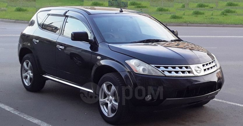 Nissan Murano, 2008 год, 280 000 руб.