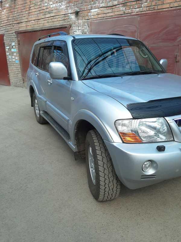Mitsubishi Pajero, 2004 год, 750 000 руб.