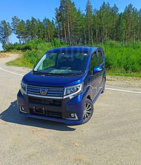 Daihatsu Move, 2016 год, 525 000 руб.