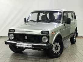 Новосибирск 4x4 2131 Нива 2003