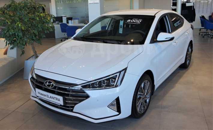 Hyundai Elantra, 2020 год, 1 450 000 руб.