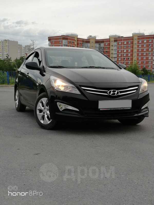Hyundai Solaris, 2016 год, 528 000 руб.